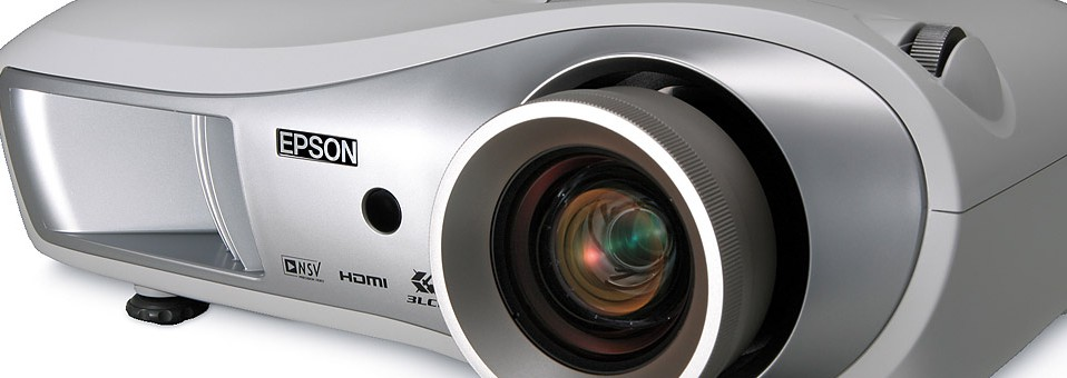Epson EMP TW700 (HD video projector)